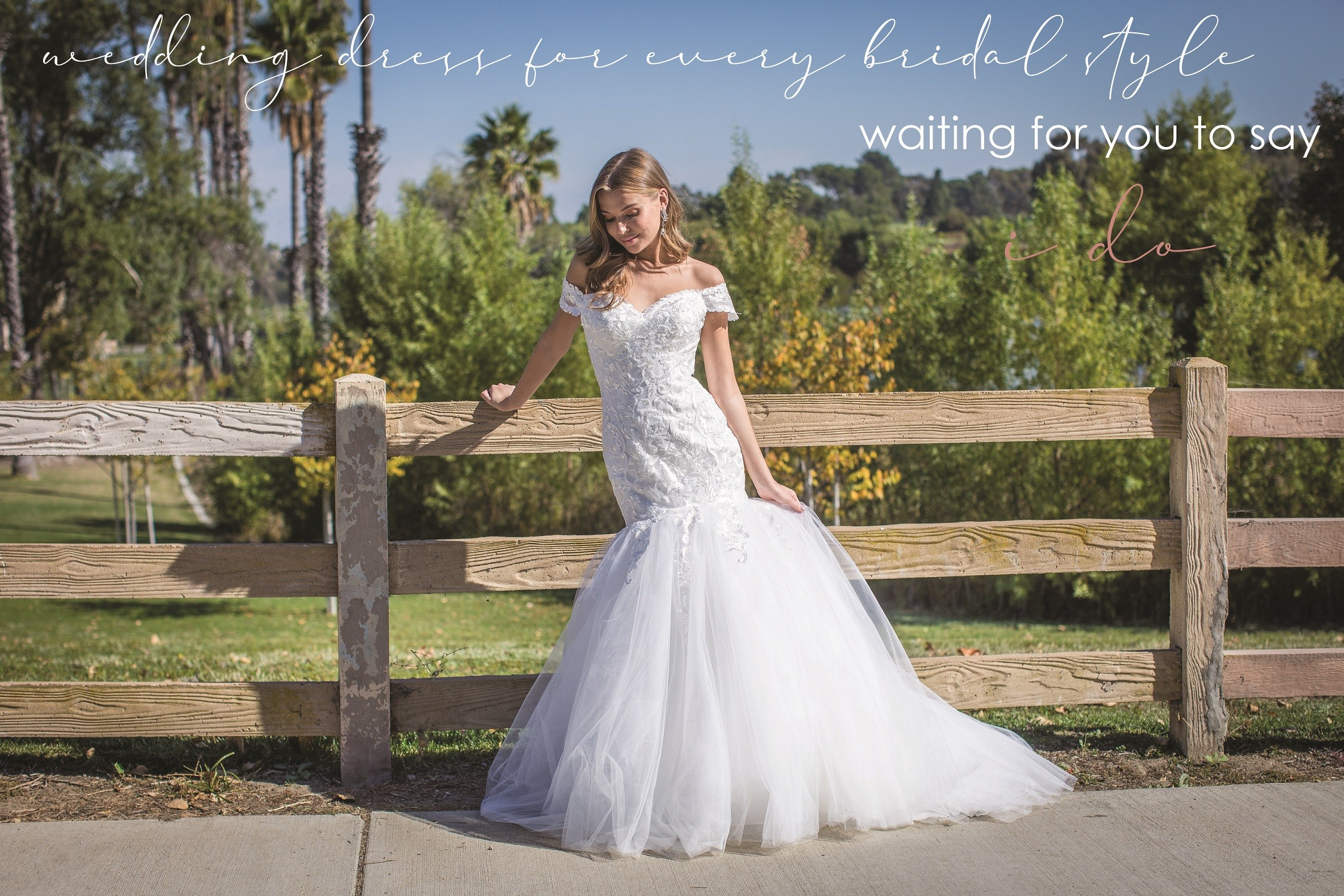 wedding dress for every bridal style